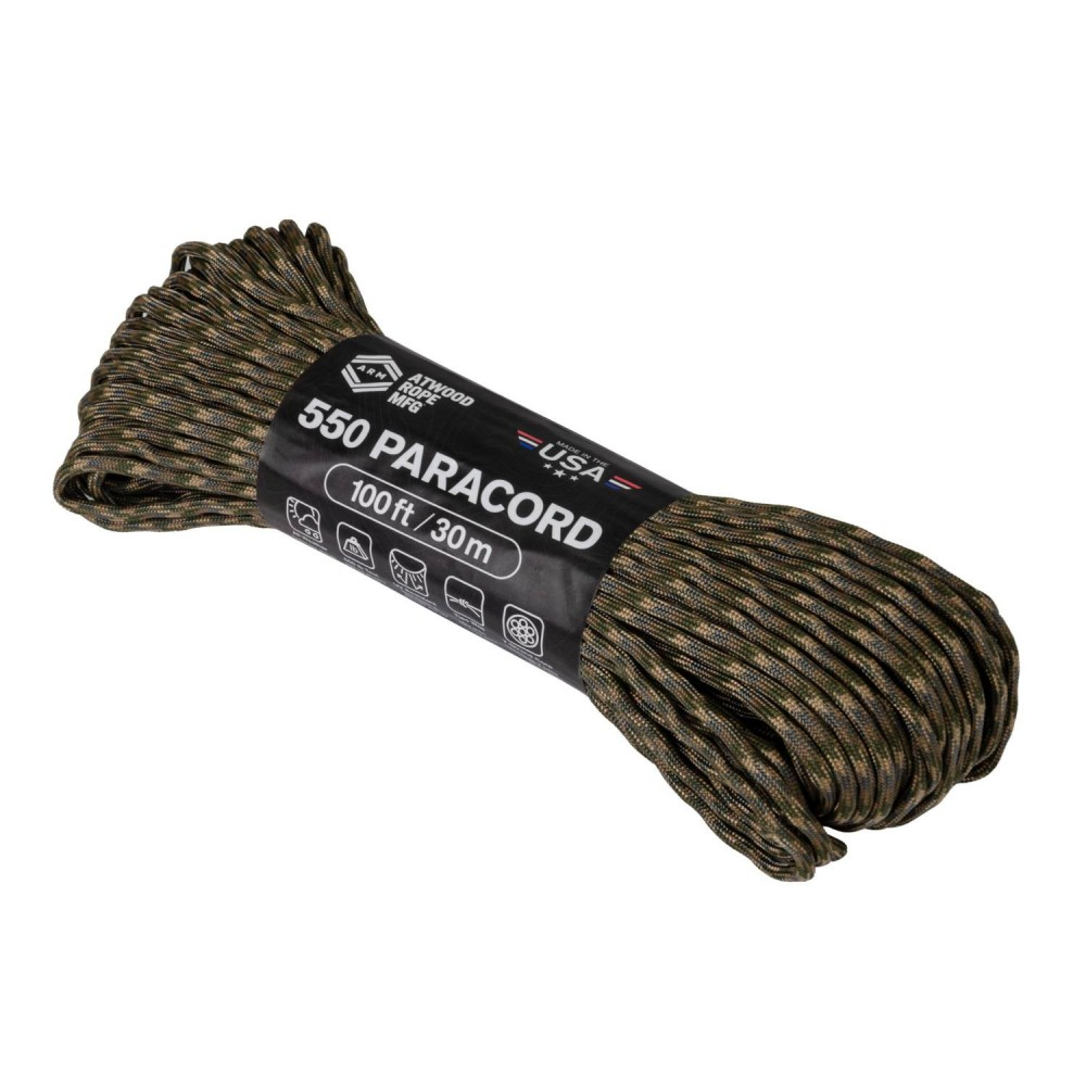 550 PARACORD (100FT)