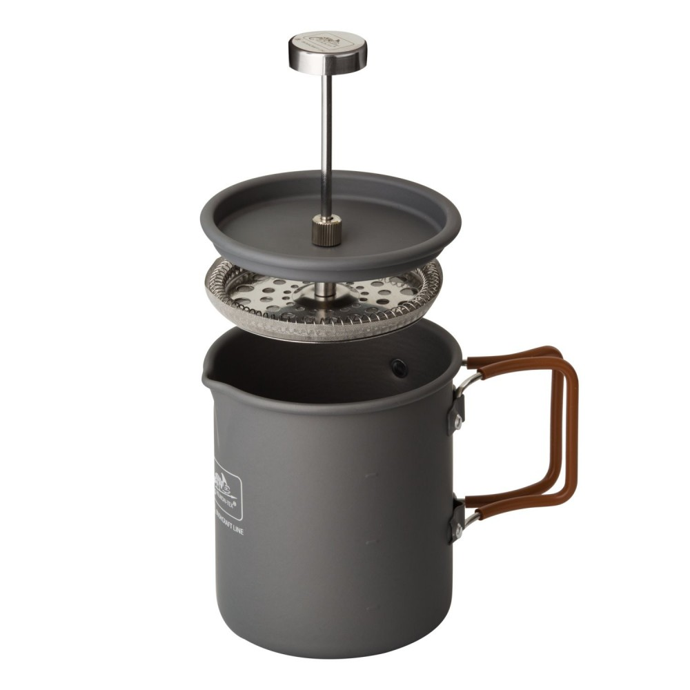 CAMP FRENCH PRESS COFFEE MUG