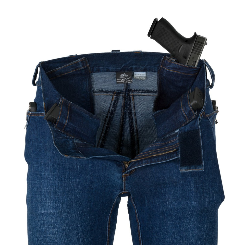 COVERT TACTICAL PANTS® - DENIM MID