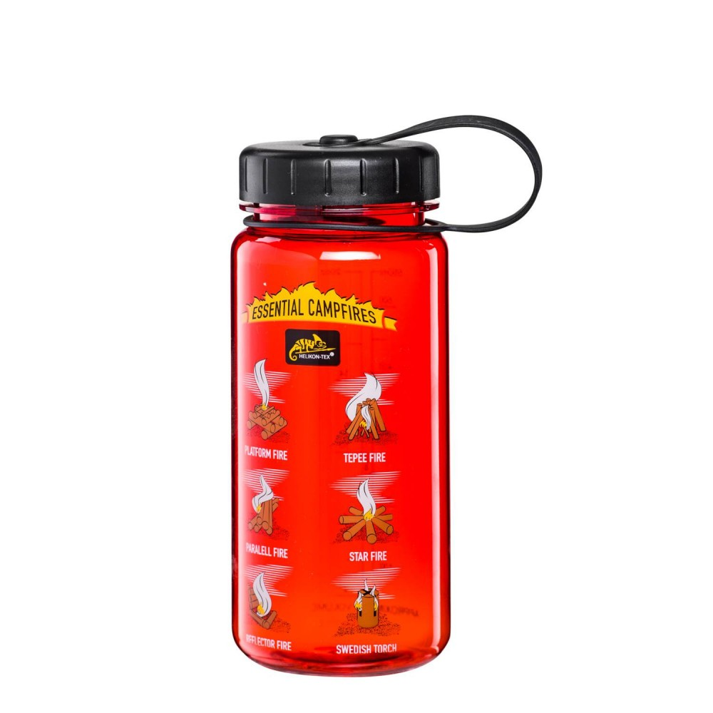 TRITAN™ BOTTLE WIDE MOUTH CAMPFIRES (550 ML)