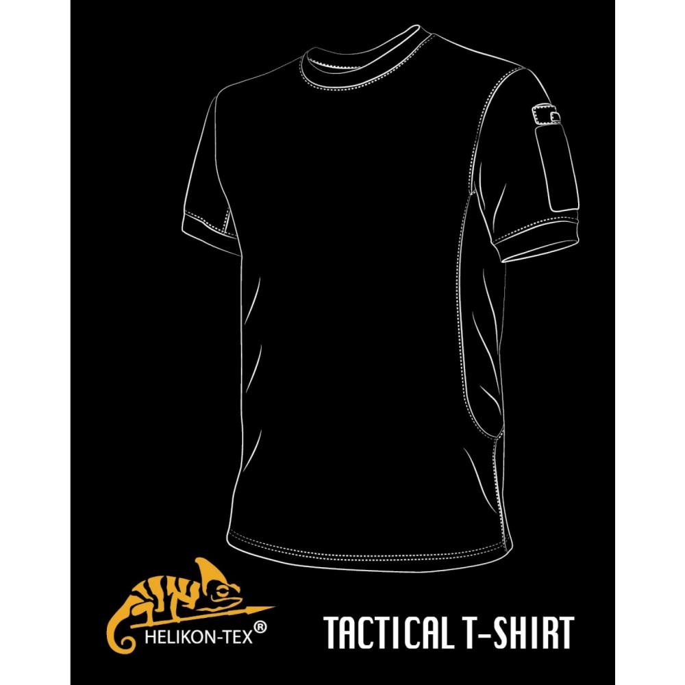 TACTICAL T-SHIRT - TOPCOOL