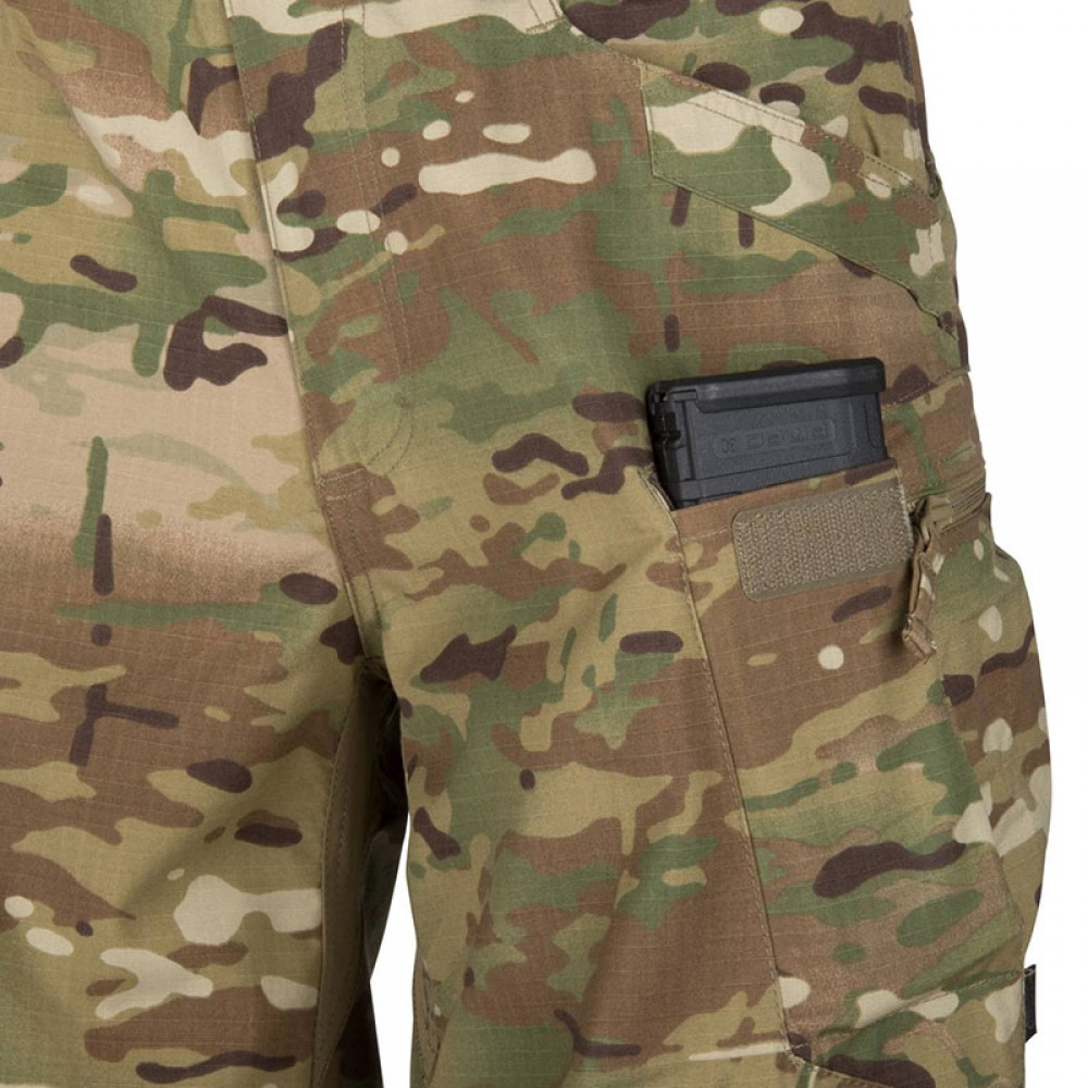 UTS (URBAN TACTICAL SHORTS) FLEX 11''® - NYCO RIPSTOP