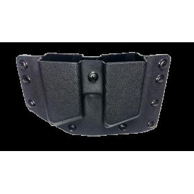 KYDEX Double magazine holster