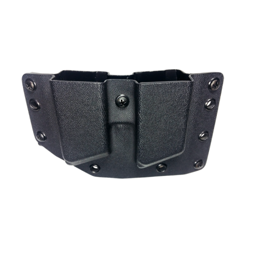 KYDEX Double magazine holster
