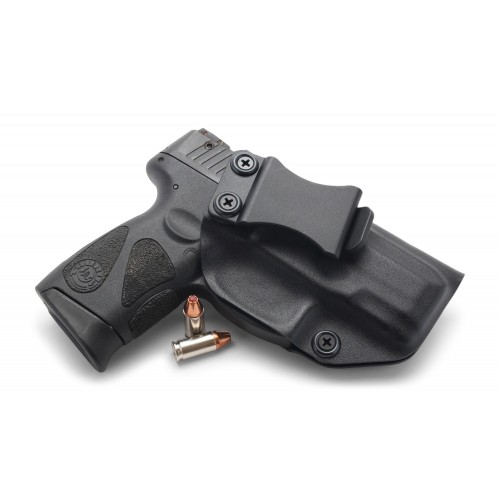 IWB KYDEX holster with fixed loop