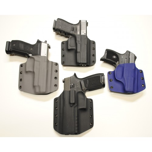 KYDEX wide holster