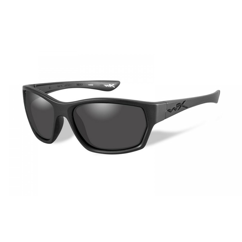 MOXY Grey Matte Black Frame