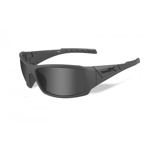 TWISTED Smoke Grey Stealth Grey Frame