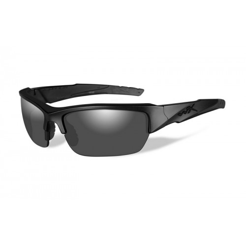 VALOR Smoke Grey Matte Black Frame