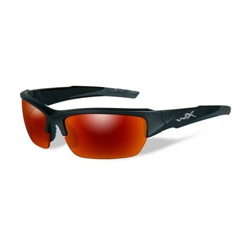 VALOR Pol Crimson Mirror  Black 2 Tone Frame